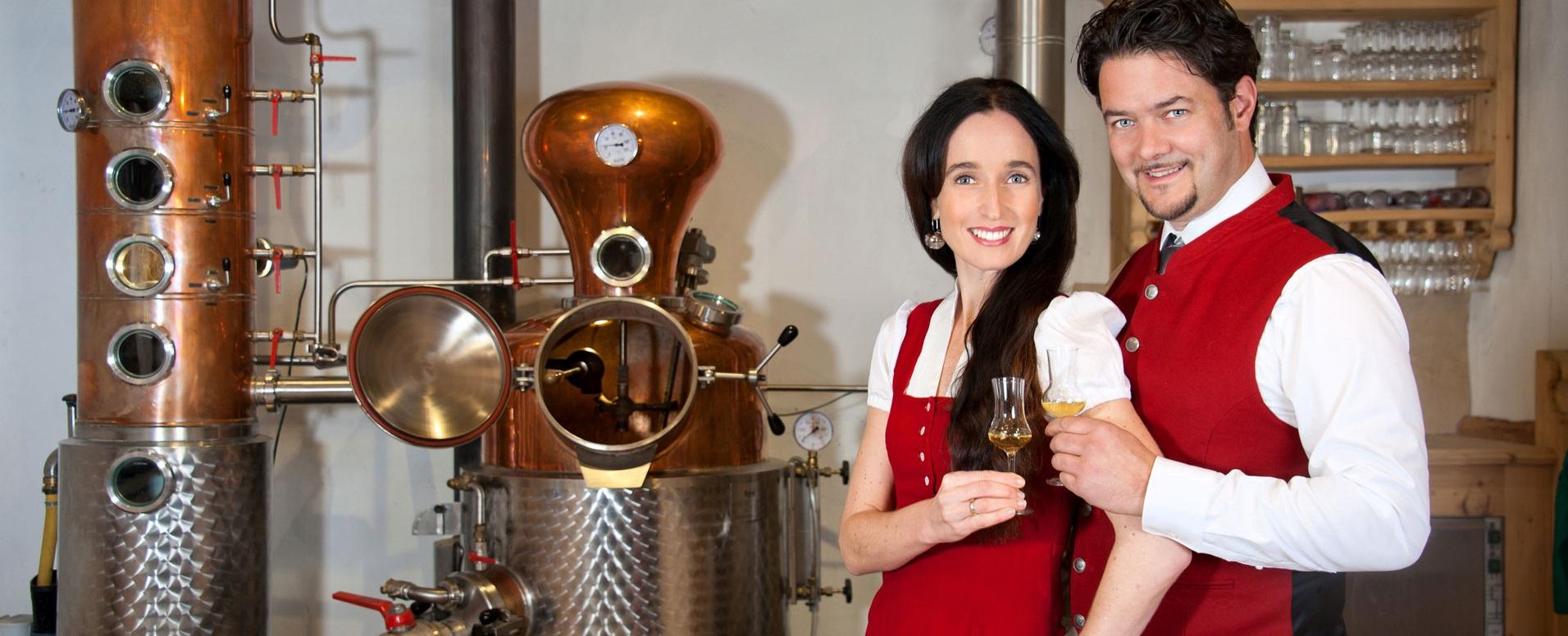 Bogner Destillerie in Absam2